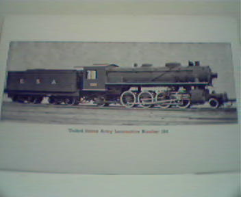 United Sates Army Locomotive Number 581!