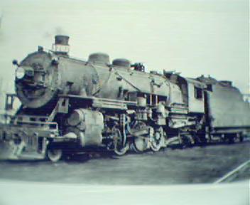 Northeren Pacific Loco No. 1707 W-3!PhotoRe