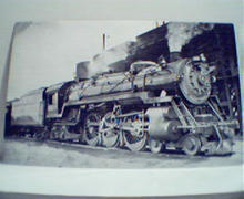 Baltimore and Ohio Locomotive No. 5306!