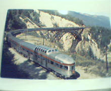 Canadian Pacific all Stainless Steel Dome!