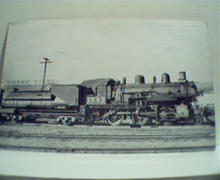Southern Pacific Locomotive No. 1749!Photo!