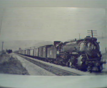 Western Pacific Railroad Emergency Loco!Pho
