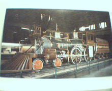 The William Crooks Frist Loco in Minnesota!