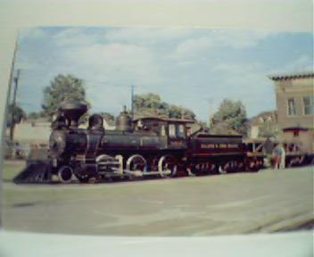 Memorial Engine 3 Spot! Color Photo Repro!