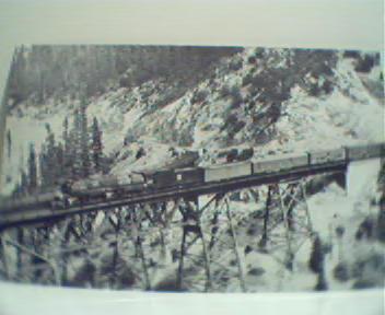Mighty Mountain Mallet No. 253! Photo Repro!