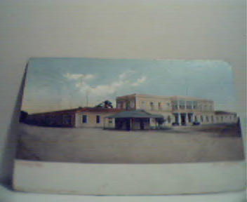 Camaguey Civil Hospital in Cuba!Colorized!