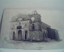 Photo Repro of Nuevita Church in Cuba! Sent