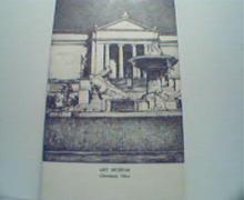 Cleveland Ohio Art Museum Rosenbaum Sketch!