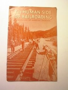 The Human Side Of Railroading,1957