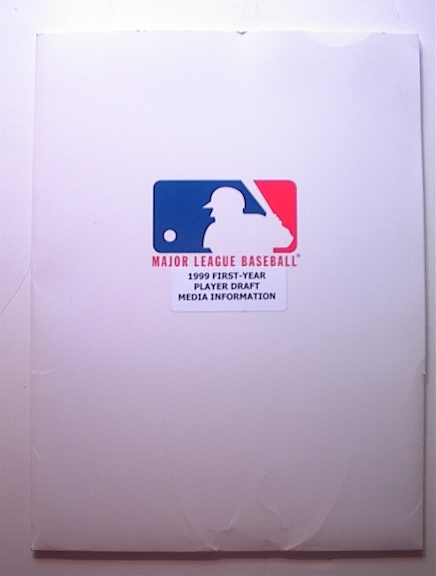 Major League Baseball 1999 Player Draft info