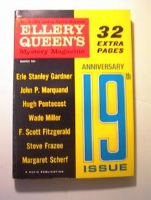 Ellery Queen's,3/1960,Erle Stanley Gardner