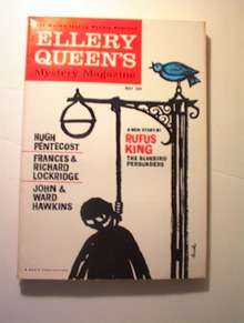 Ellery Queen's,5/1960,Rufus King,H.Pentecost