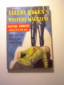 Ellery Queen's,12/1956,Agath Christie