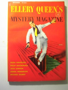 Ellery Queen's,9/1954,Jack London