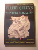Ellery Queen's,3/1955,Stanley Ellin,E.Crispin