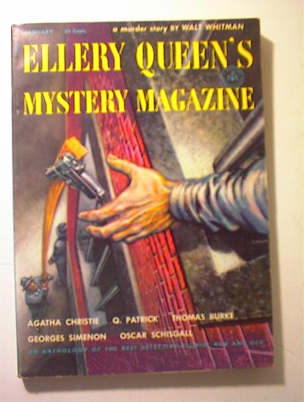 Ellery Queen's,1/54,Agatha Christie,Q.Patrick