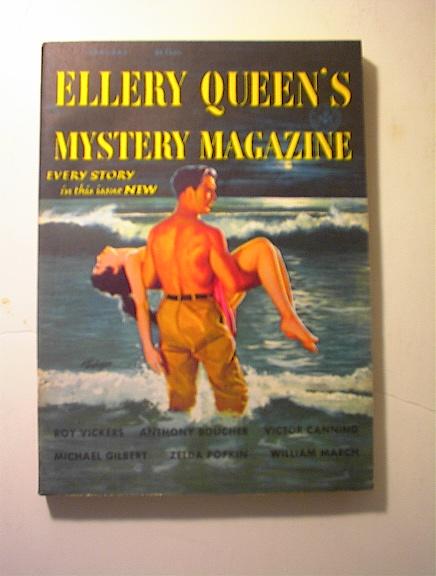 Ellery Queen's,2/1954,Zelda Popkin,Roy Vicker