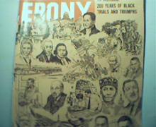 EBONY-8/75 200 Years of Black History!