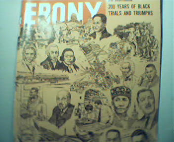 EBONY-8/75 200 Years of Black History!