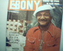 EBONY-6/74Red Foxx, Dance Theatre of Harlem!