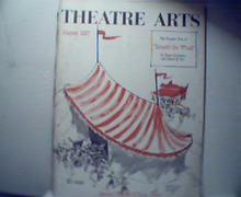Theatre Arts-8/57