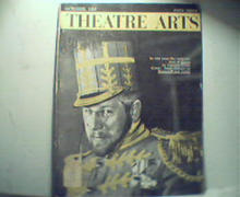 Theatre Arts-10/57 Peter Ustinov,