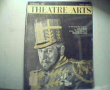 Theatre Arts-10/57 Peter Ustinov,