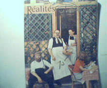 Realites-1/1963 Under Paris Rooftops, Inca Gold