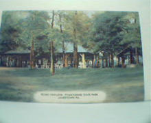 Picnic Pavillion at Pymatuning Lake Park!