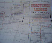 Narrow Gauge Railroads in Colorado-1870!