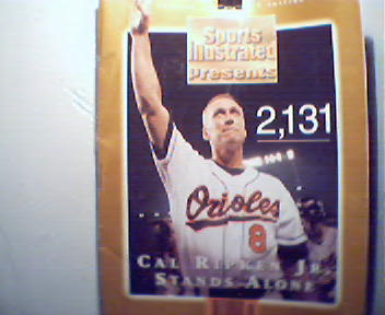 Sports Illustrated-Cal Ripken Special Edition
