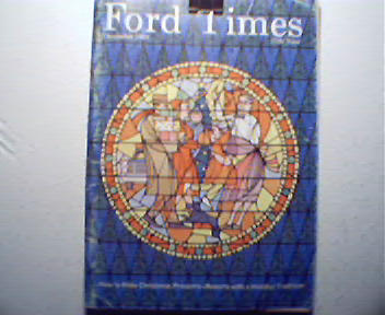 Ford Times-12/64-Santa,Hiding Presents,More!