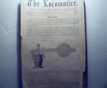 The Locomotive-10/1884!Boiler Explosions!