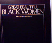 Great Beautiful Black Women by Paul Collins