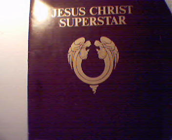 Jesus Christ Superstar Souvenir Program!