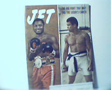 JET-1/31/74 Frazier and Ali Cover!