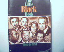 The Little Black Book 1980-1981!