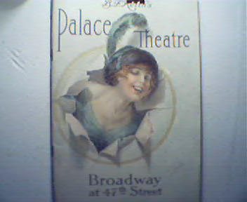 BF Keiths Palace Theatre from May 1917!