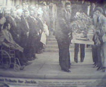 New York Daily 10/28/72Jackie Robinson Dies