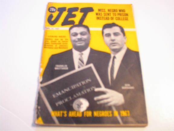 JET,1/24/63,Franklin Whittaker/B.Bernhard cov