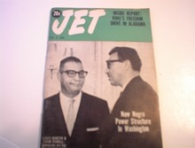 JET,2/4/65,Louis Martin & Adam Powell Cover