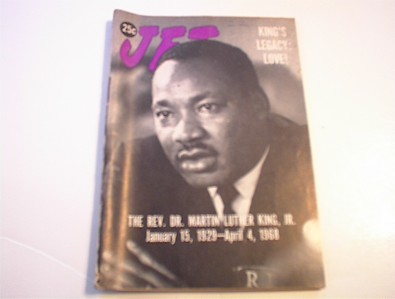 JET,Dr.Martin Luther King,Jr,1/15/29-4/4/1968