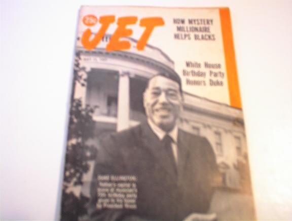 JET,5/12/69,Duke Ellington cover