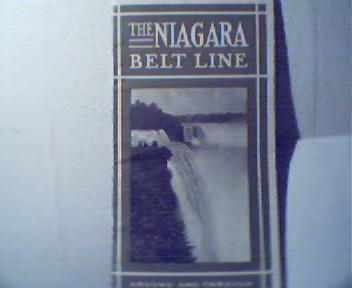 Niagra Belt Line Railroad with Niagra Falls!