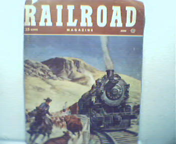 Railroad Magazine-6/49 Japans Railroads!