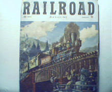 Railroad Magazine-1/48 New York Central Line!