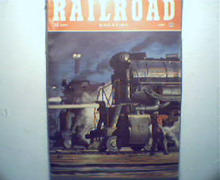Railroad Magazine-6/50 Southern Pacific Locos