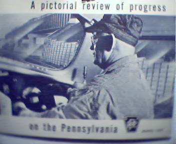 Pictorial Review of Progress on PA Rail Road