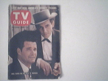 TV Guide,1/17/59,Jame Garner/Jack Kelly cover