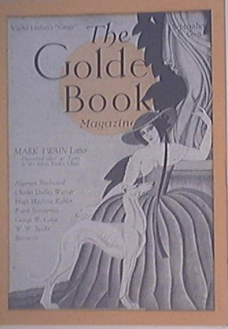 1930's The Golden Book Magazine Catalog